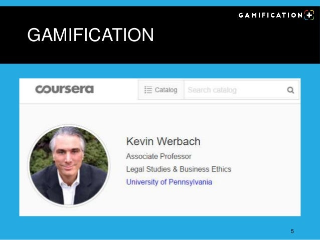 GAMIFICATION 5