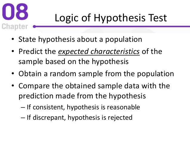 logic of hypothesis testing 1 paper 192-29 an animated guide : the logic of hypothesis testing and one way anova russell lavery, contractor, about-consulting llc, chadds ford, pa.