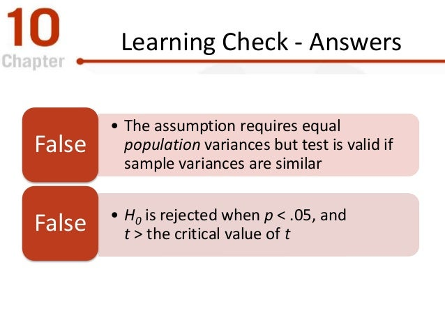 t test for two independent samples You'll see a choice between a 2-sample t-test and a paired t-test:  the two  samples are independent, you must use the 2-sample t test to.