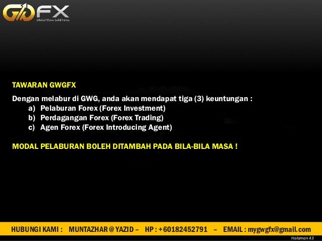 Gwg forex broker