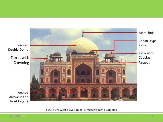 D Front Elevation Of Building : Lecture islamic architecture in india akbar the king