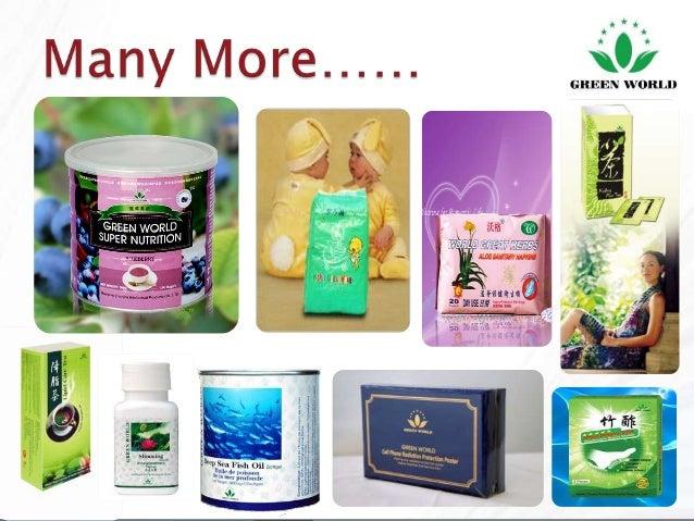 Green World Foods Presentation Aejaz Ayub