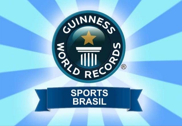 """""""Guinness World Records Sports Brasil"""" será um grande evento temático voltado para estimular a prática e espírito esportiv..."""