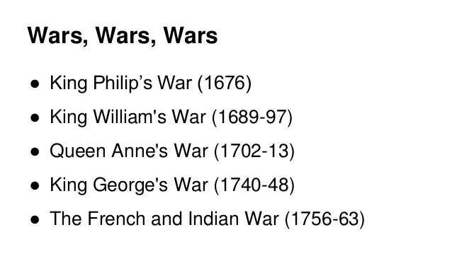 American-Indian Wars