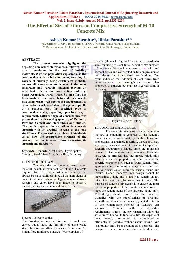 Ashish Kumar Parashar, Rinku Parashar / International Journal of Engineering Research and               Applications (IJER...