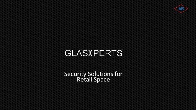 Security Solutions for Retail Space