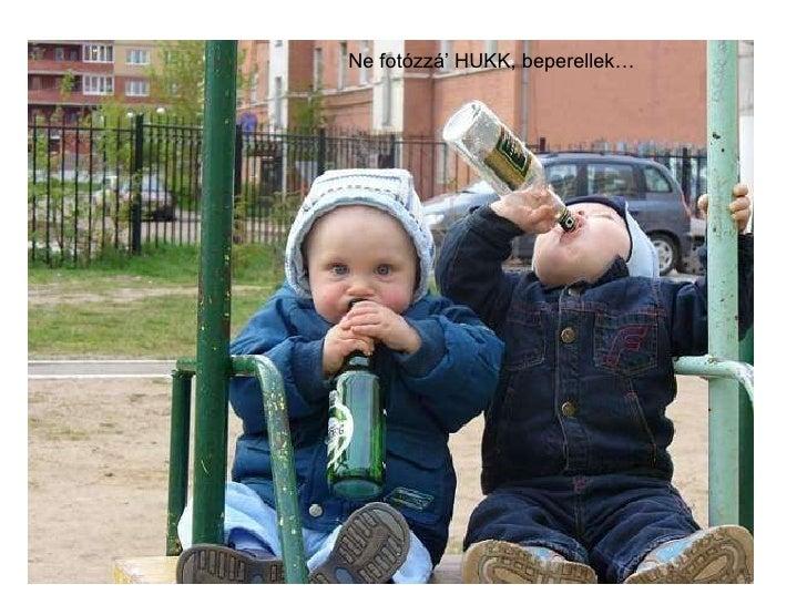 Gyermek humor Slide 3