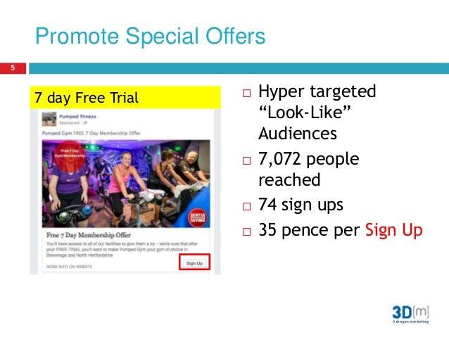 Facebook Advertising Success 2015- Gym Case Study