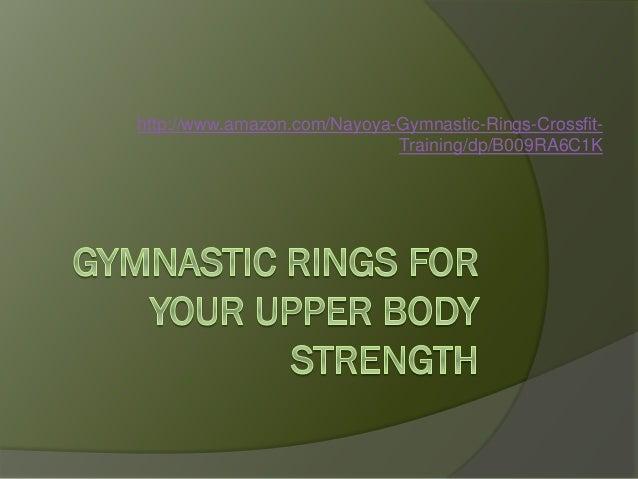 Gymnastic Rings Amazon