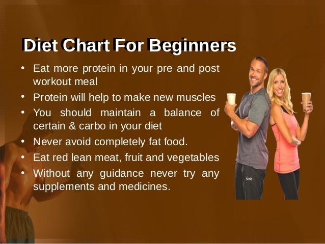 diet for gym beginners pdf