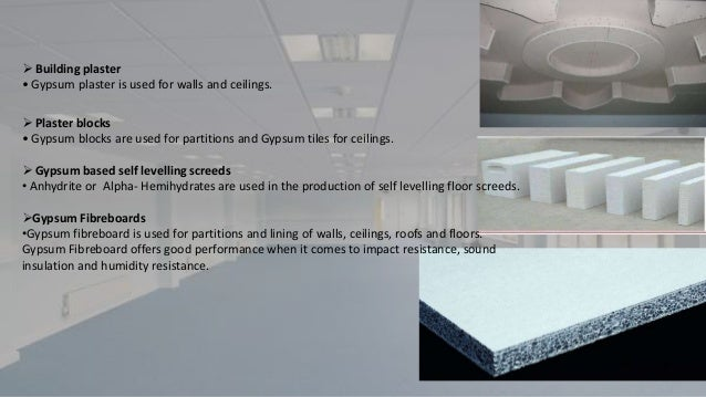 Plaster And Gypsum Board ~ Gypsum board