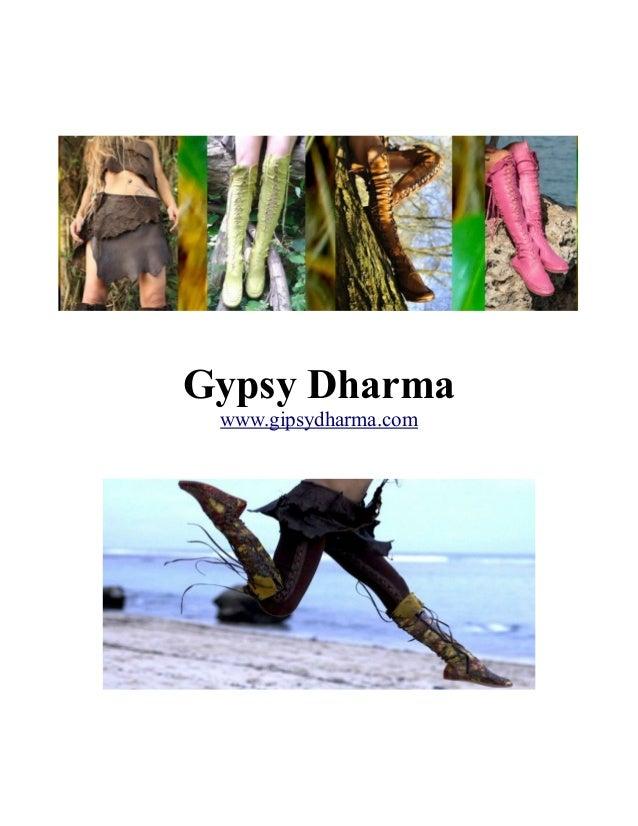 Gypsy Dharma www.gipsydharma.com