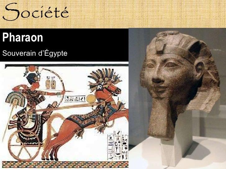 Société Pharaon Souverain d'Égypte