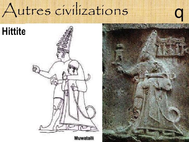 Autres civilizations   q Hittites                Muwatalli