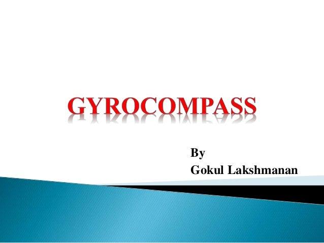By  Gokul Lakshmanan