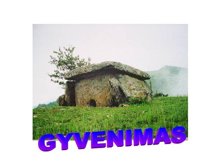 GYVENIMAS