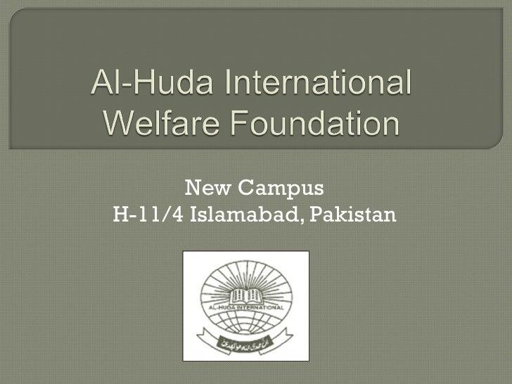 New Campus H-11/4 Islamabad, Pakistan