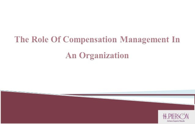  Compensation is a systematic approach to providing monetary value to employee in exchange for the work performed.  It r...