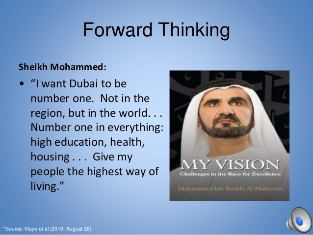 H.H. Sheikh Mohammed bin Rashin Al Maktoum - Group 2
