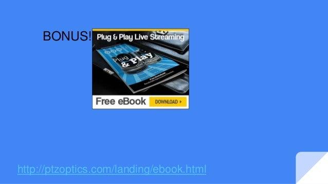 H 265 RTSP Streaming to VLC + NewTek NDI Plugin