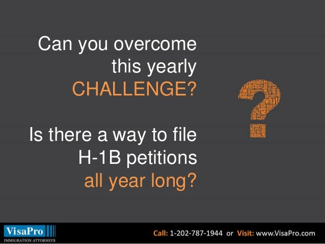 H-1B Cap Exempt Candidates: Who Are They? Slide 3