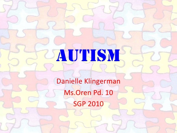Autism<br />