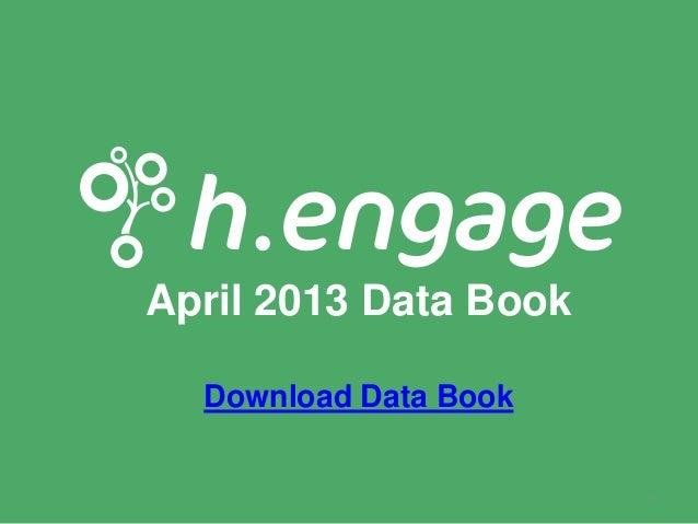 April 2013 Data Book  Download Data Book                       1
