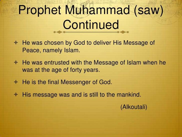 Presentation islam m4hsunfo