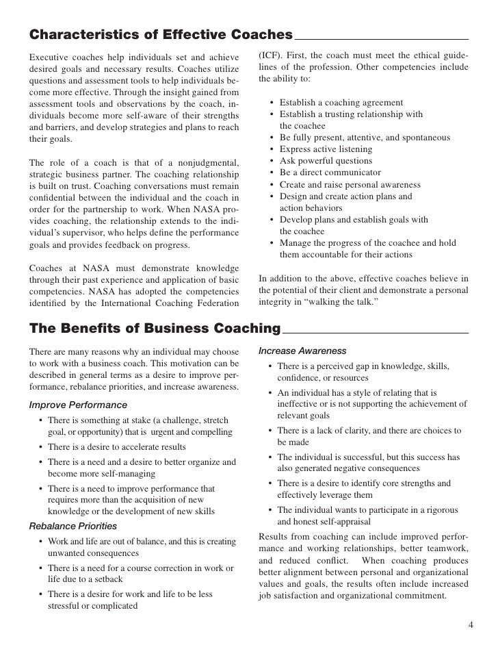 Coaching agreement business coaching contract template for Coaching contracts templates