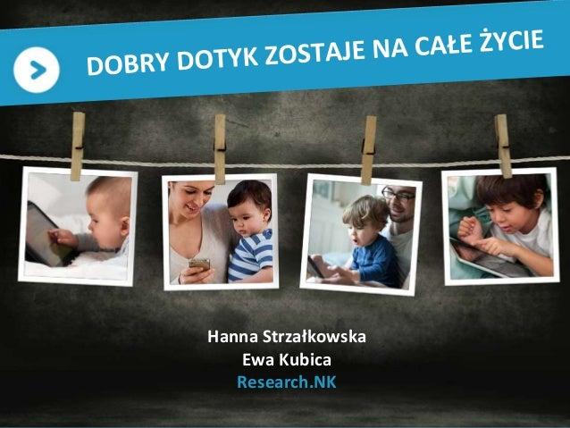 1Hanna StrzałkowskaEwa KubicaResearch.NK