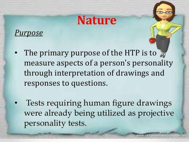 draw a person test interpretation manual