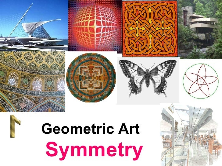 Geometric Art Symmetry