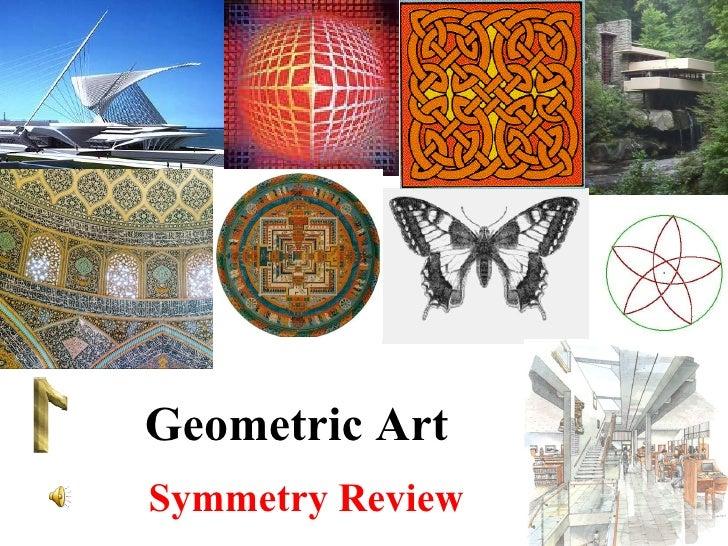 Geometric Art Symmetry Review