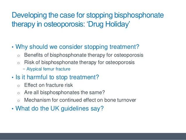 Osteoporosis 2016 | Patients receiving bisphosphonates ...