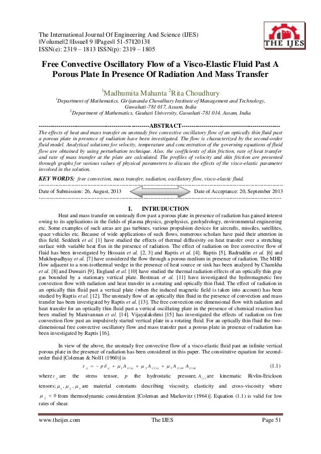 The International Journal Of Engineering And Science (IJES)   Volume  2   Issue   9   Pages   51-57  2013   ISSN(e): 2319 ...