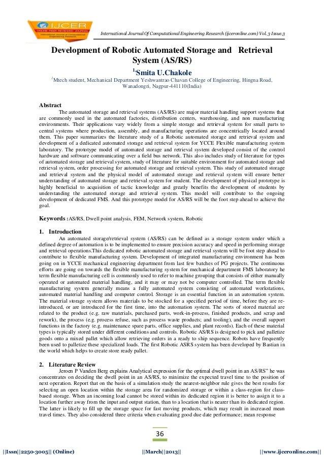 International Journal Of Computational Engineering Research (ijceronline.com) Vol. 3 Issue.336||Issn||2250-3005|| (Online)...