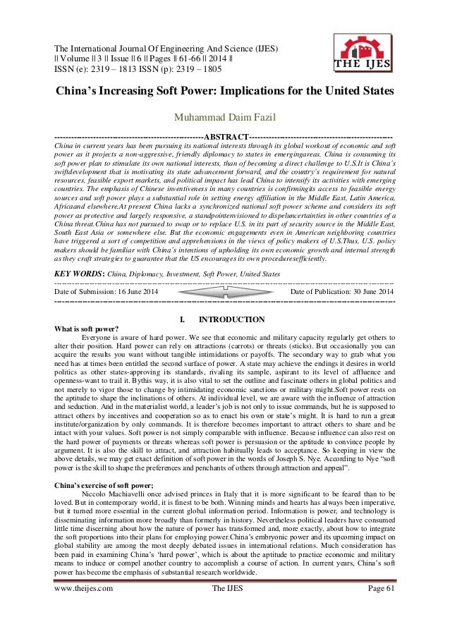 The International Journal Of Engineering And Science (IJES)    Volume    3    Issue    6    Pages    61-66    2014    ISSN...