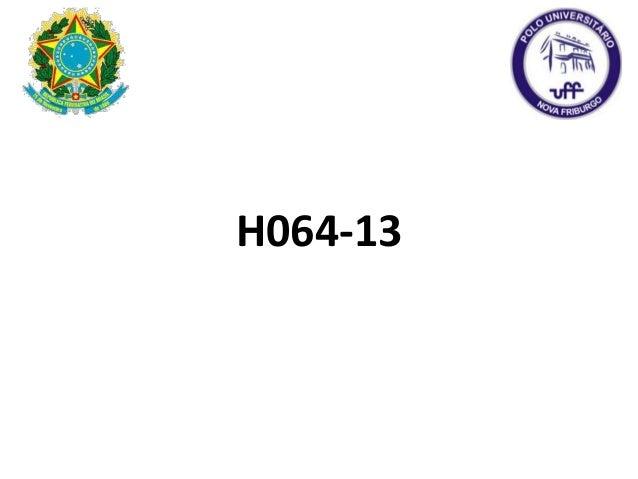 H064-13