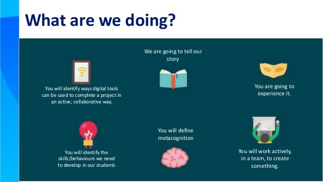 Mega-metacognition - learning how to learn in a digital age Slide 2