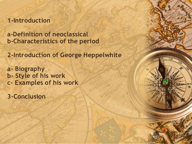 neoclassicism examples