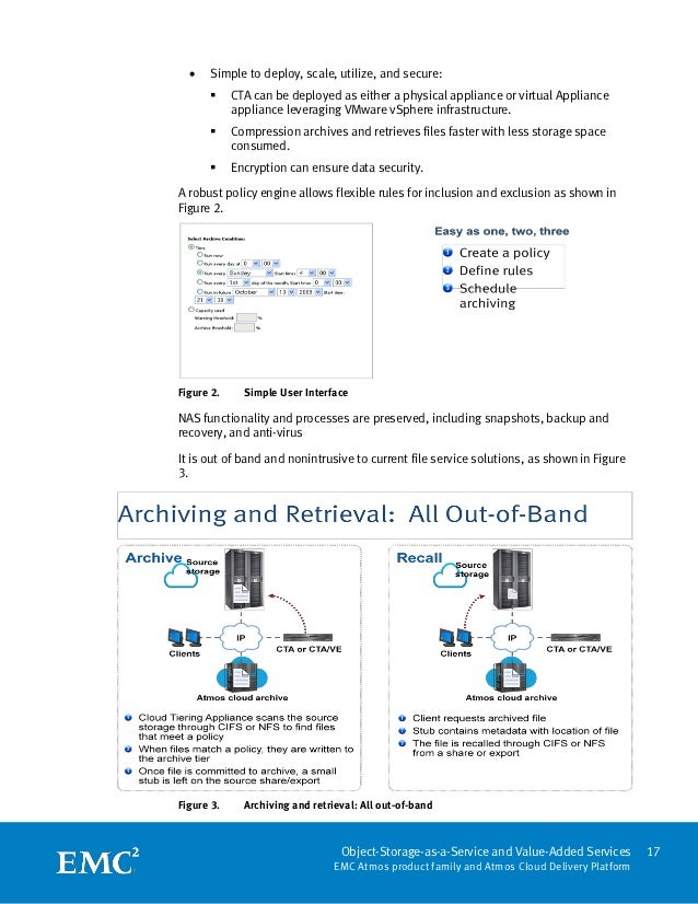 White Paper Object Storage As A Service And Value Added