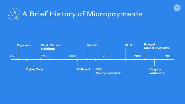 Keynote: The future of Micropayments with Hedera Hashgraph | Hedera18