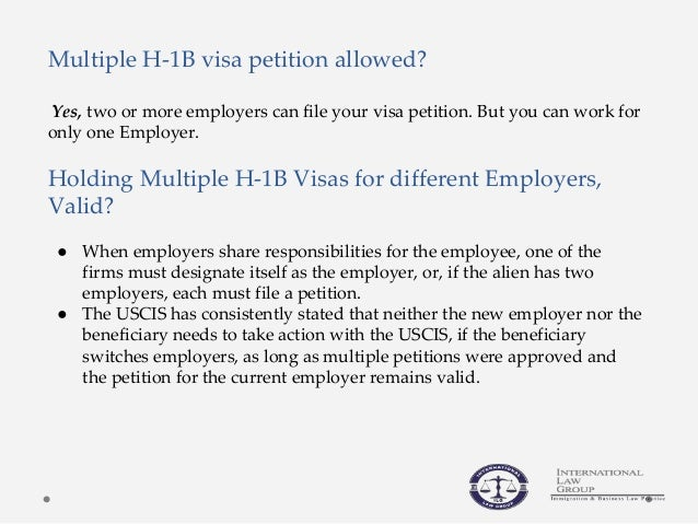 A Guide to the H1B Visa