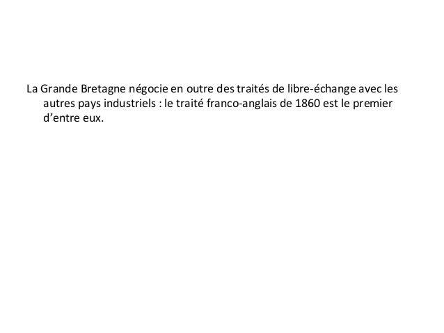 En 1913, pour 100 investissements à l'étranger, 41 sont émis par la GB. Depuis 1873, la valeur des capitaux déposés dans l...