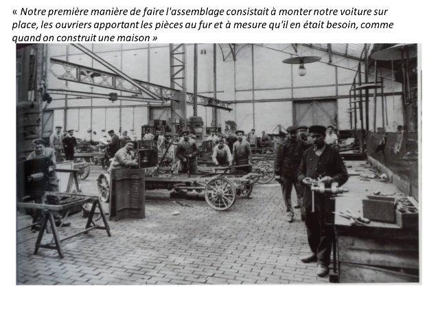  Dès le début du siècle, Ford avait compris que les débouchés étaient essentiels. • La consommation de masse explose aux ...