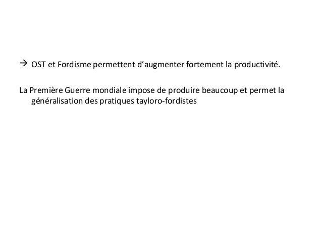 Cette croissance est exceptionnelle (+ 5 à 10 % par an) : en France, le pouvoir d'achat est multiplié par 3 en 25 ans. Pou...