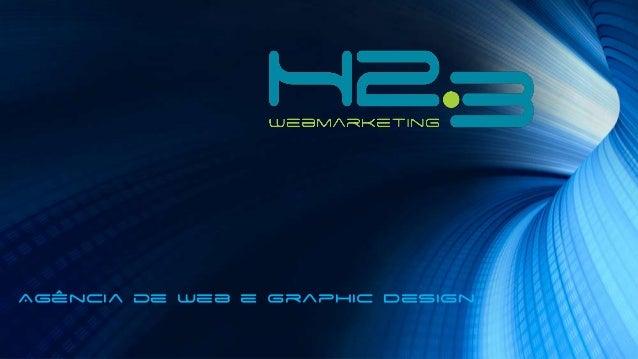 Agência de Web e Graphic Design