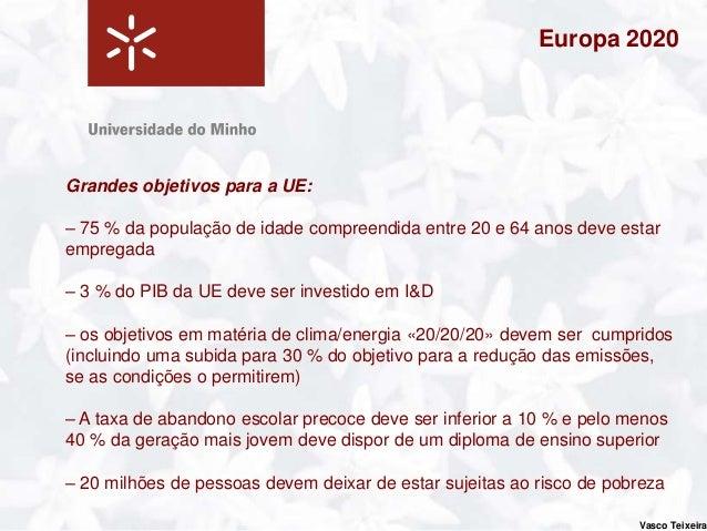 Horizonte 2020                                  www.ec.europa.eu /research/horizon2020                              O que ...