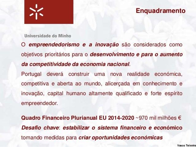 EnquadramentoAs PME – motores de crescimento•O êxito económico da Europa depende em grande parte dacapacidade das pequenas...