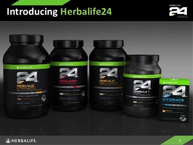 1 Introducing Herbalife24